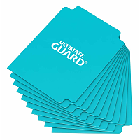 Ultimate Guard Card Dividers Standard Size  Aquamarine (10)