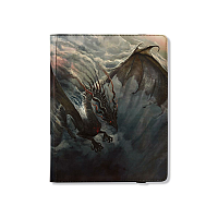 Dragon Shield Card Codex 360 Portfolio - FULIGO Harvests Hellion
