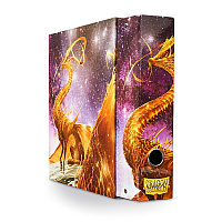 SLIPCASE BINDER ART - Gold