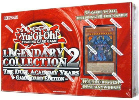 Yu-Gi-Oh! Legendary Collection 2: The Duel Academy Years (Gameboard edition)_boxshot