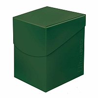 Eclipse PRO 100+ Deckbox- Forest Green