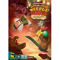 Meeple Circus: Wild Animal & Aerial Show