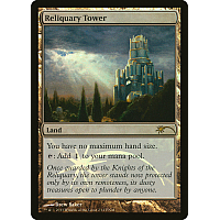Reliquary Tower ( FNM ) ( Foil )