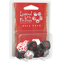 Legend Of The Five Rings Roleplaying Game: Dice Pack