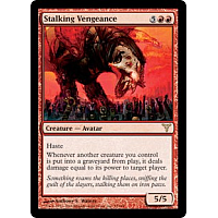 Stalking Vengeance
