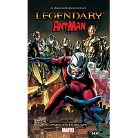 Legendary: A Marvel Deck-Building Game - Ant-Man