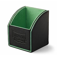 NEST BOX: BLACK/GREEN - Dragon Shield Storage Box