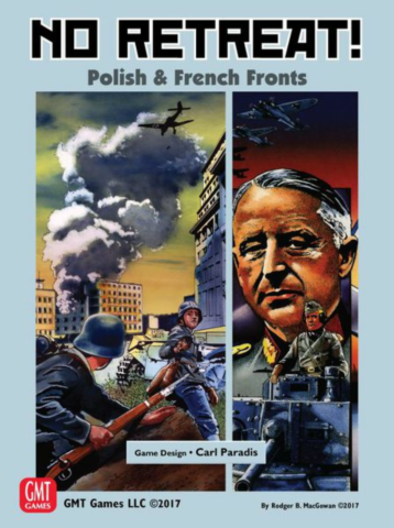 No Retreat: The French And Polish Fronts_boxshot