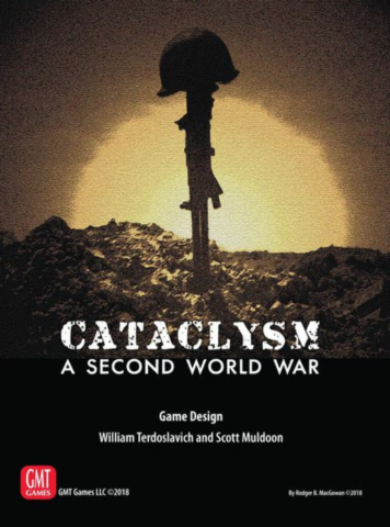 Cataclysm: A Second World War_boxshot