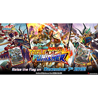 Future Card Buddyfight - Ace Special Series Vol. 2 - 3 Garga Decks! Impact! Triple Punisher!