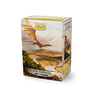 Dragon Shield Art Sleeves - The Oxbow (100 Sleeves)