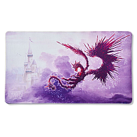Dragon Shield Playmat -Clear Purple