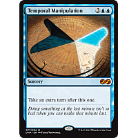 Temporal Manipulation