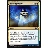 Reviving Vapors
