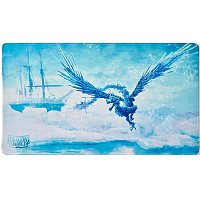 Dragon Shield Playmat - Clear Blue, Celeste