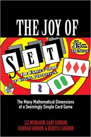 The Joy of SET: The Many Mathematical Dimensions of a Seemingly Simple Card Game _boxshot