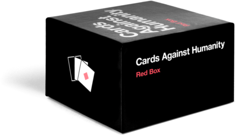 Cards Against Humanity: Red Box Expansion_boxshot
