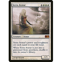 Serra Avatar (Duels of the Planeswalkers 2013) (PC)