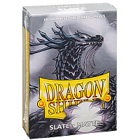 Dragon Shield Small Sleeves - Japanese Matte Slate (60 Sleeves)