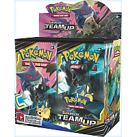 Sun & Moon: Team Up Booster Display