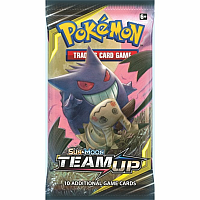 Sun & Moon: Team Up Booster