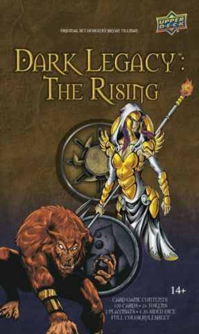 Dark Legacy: The Rising - Darkness vs Divine_boxshot