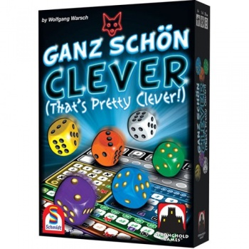 Ganz Shön Clever! (That's Pretty Clever!) ENG_boxshot
