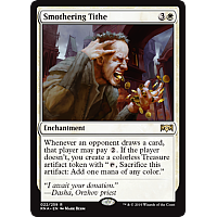 Smothering Tithe ( Foil )