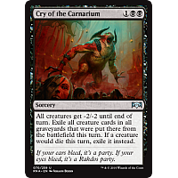 Cry of the Carnarium
