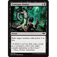Grotesque Demise