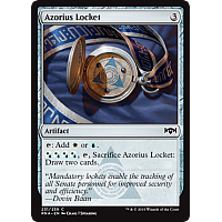 Azorius Locket