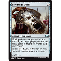 Screaming Shield