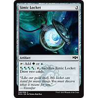 Simic Locket