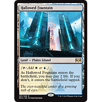 Hallowed Fountain ( Foil )