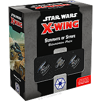 Star Wars: X-Wing Second Edition - Servants of Strife Squadron Pack