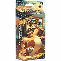 Sun & Moon: Team Up Team deck - Relentless Flame