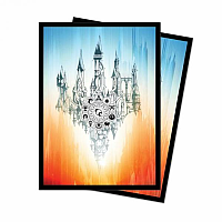 UP - Standard Sleeves - Magic: The Gathering - Guilds of Ravnica Card Back (100 Sleeves)