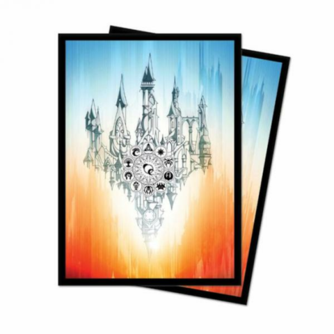 UP - Standard Sleeves - Magic: The Gathering - Guilds of Ravnica Card Back (100 Sleeves)_boxshot