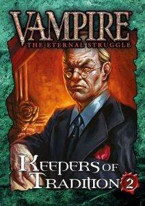 Vampire: The Eternal Struggle - Keepers of Tradition reprint bundle 2_boxshot