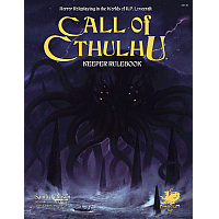 Call Of Cthulhu RPG: Keeper Handbook