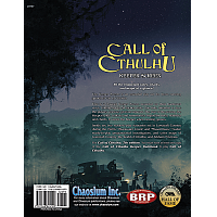 Call Of Cthulhu RPG: Keeper Screen Pack