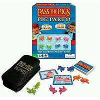 Kasta Gris (Pass The Pigs): Pig Party Edition