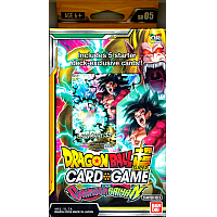 Dragon Ball Super Card Game - The Crimson Saiyan