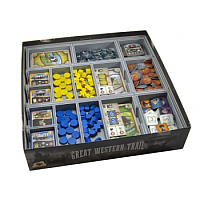 Folded Space: Great Western Trail Insert