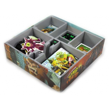 Folded Space: King of Tokyo Insert_boxshot