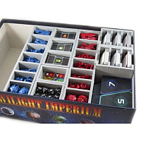 Folded Space: Twilight Imperium 4 Insert