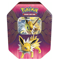 Spring 19 GX Elemental Power Tin - Jolteon-GX