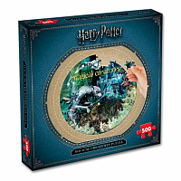 Harry Potter Magical Creatures 500 Piece Puzzle