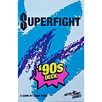 Superfight - The '90s Deck