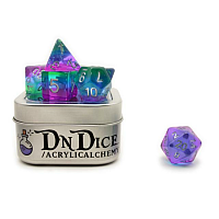 DnDice Acrylic Alchemy: Twilight Tea